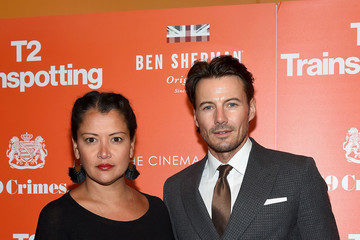 Alex Lundqvist TriStar Pictures & the Cinema Society Host a Screening of 'T2 Trainspotting' - Arrivals