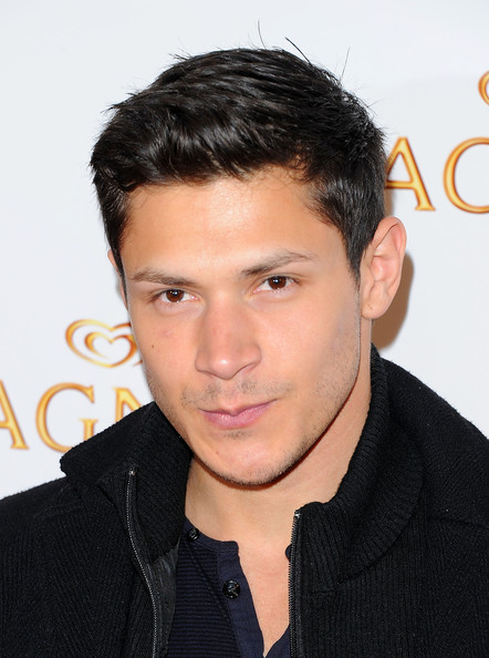 Alex Meraz Alex Meraz attends the debut of Karl Lagerfeld & Rachel Bilson's original film series inspired by Magnum Ice Cream during the 2011 Tribeca Film Festival at the IAC Building on April 21, 2011 in New York City.