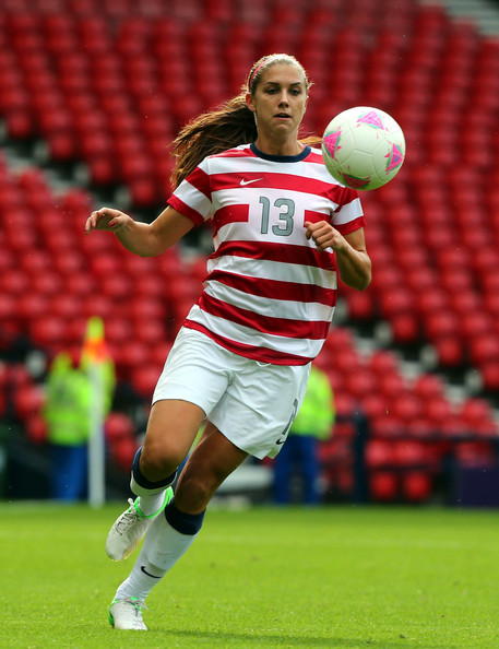 alex morgan pictures olympics day 1 womens football