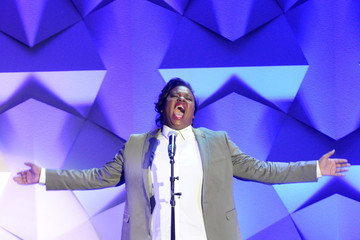 Alex Newell Ketel One Vodka Hosts the 27th Annual GLAAD Media Awards in New York City