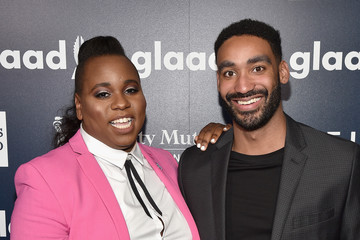 Alex Newell 28th Annual GLAAD Media Awards - Red Carpet & Cocktails