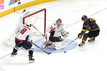 Alex Ovechkin Braden Holtby 2018 NHL Stanley Cup Final - Game Two