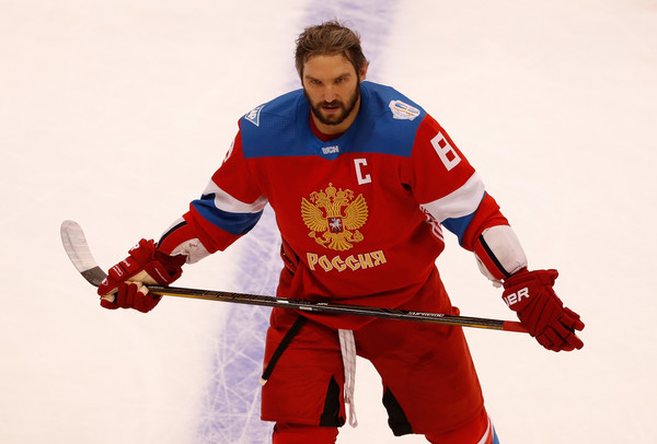 outlet store 1dde6 2a18b Alex Ovechkin Photos Photos - World Cup of Hockey 2016 ...