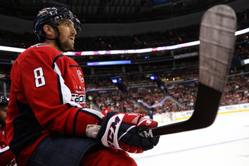 Alex Ovechkin Florida Panthers v Washington Capitals