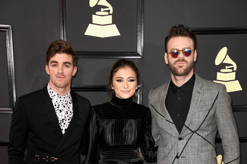 Alex Pall Drew Taggart The 59th GRAMMY Awards - Arrivals