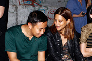 Christine Centenera and Tommy Ton Photos Photo