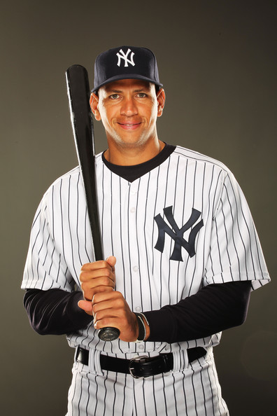 Alex Rodriguez Alex Rodriguez #13 of the New York Yankees poses for a portrait on Photo Day at George M. Steinbrenner Field on February 23, 2011 in Tampa, Florida.