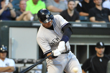 Alex Rodriguez New York Yankees v Chicago White Sox