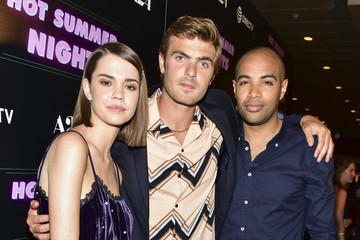 """Alex Roe Screening Of A24's """"Hot Summer Nights"""" - Red Carpet"""