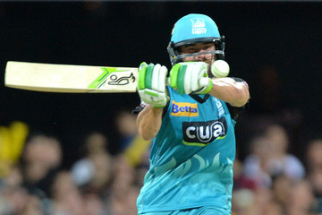 Alex Ross Big Bash League - Heat v Scorchers