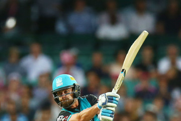Alex Ross BBL - Sixers v Heat