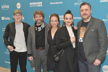 Alex Sharp 2019 Sundance Film Festival - 'The Sunlit Night' Premiere