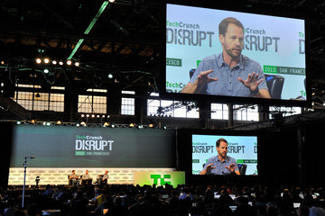 Alex Wilhelm TechCrunch Disrupt SF 2015 - Day 3