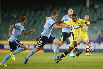Alex Wilkinson A-League Rd 23 - Sydney v Central Coast