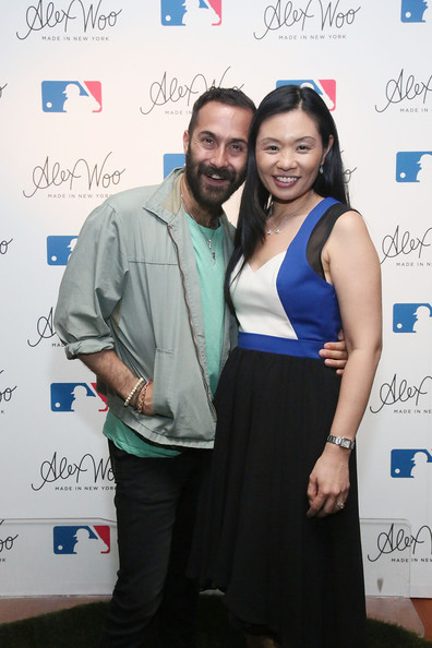 Alex Woo and the MLB Launch New Jewelry Line