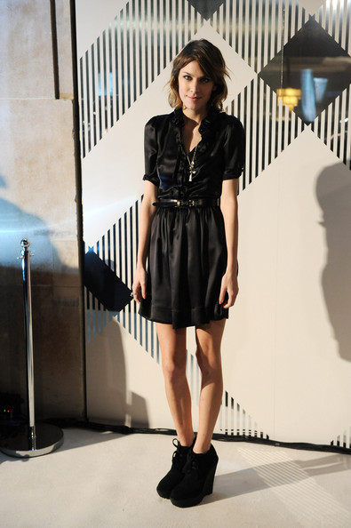 944d77c096aa Burberry Afterparty Arrivals  Spring Summer 2010 - London Fashion Week