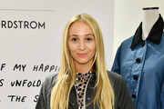 Harley Viera-Newton attends the  Barbour By ALEXACHUNG Fall 2019 Collection Celebration at Nordstrom on October 10, 2019 in New York City.