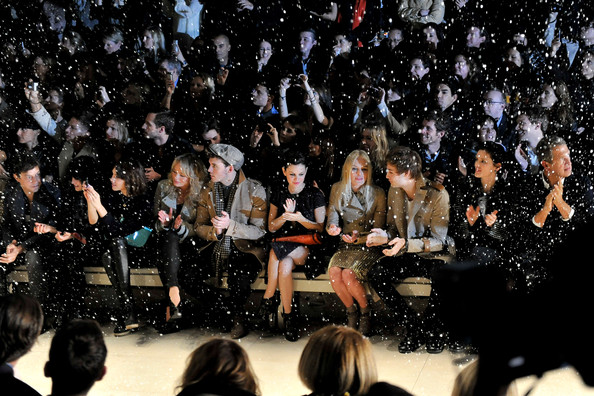 Burberry Prorsum Runway - LFW Autumn/Winter 2011