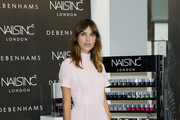 Alexa Chung Launches Her Manicure Collection