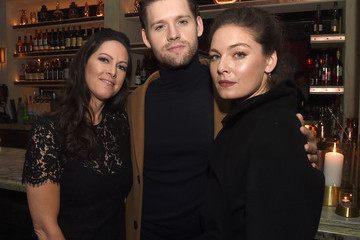 Alexa Davalos Premiere Of Amazon's 'Man In The High Castle' Season 2 - After Party