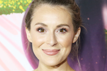 Alexa PenaVega Hallmark Channel and Hallmark Movies and Mysteries Winter 2018 TCA Press Tour - Arrivals