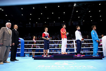 Alexander Besputin Boxing - Day 15: Baku 2015 - 1st European Games