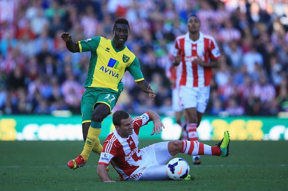 Norwich City vs Stoke City
