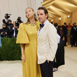 Alexander Gilkes The 2021 Met Gala Celebrating In America: A Lexicon Of Fashion - Arrivals