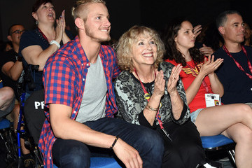 "Alexander Ludwig ""Vikings"" At Comic-Con 2014"