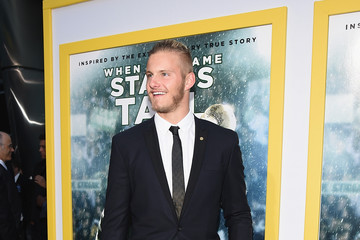 Alexander Ludwig 'When the Game Stands Tall' Premieres in Hollywood