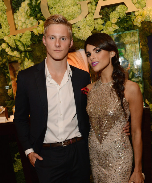 Alexander Ludwig and Nicole Pedra Photos Photos - Inside ...