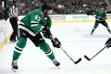 Alexander Radulov St Louis Blues v Dallas Stars