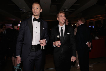 Alexander Skarsgård Netflix Hosts the SAG After Party at the Sunset Tower Hotel