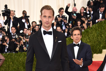 Alexander Skarsgard 'Manus x Machina: Fashion In An Age of Technology' Costume Institute Gala - Arrivals