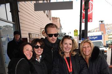 Alexander Skarsgard Celeb Sightings in Park City