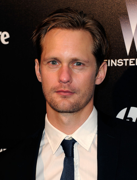 Alexander Skarsgard - The Weinstein Company's 2012 Golden Globe Awards After Party - Arrivals