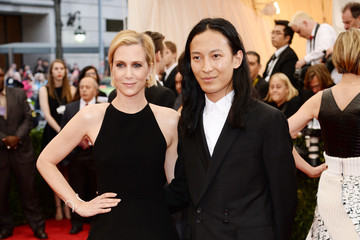 Alexander Wang Red Carpet Arrivals at the Met Gala — Part 3