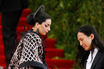 Alexander Wang Lady Gaga 'China: Through The Looking Glass' Costume Institute Benefit Gala - Outside Arrivals