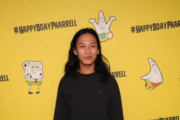 Alexander Wang Pharrell Williams Celebrates 41st Birthday With SpongeBob SquarePants Themed Party - Inside