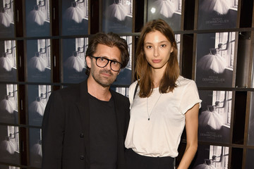 Alexandra Agoston 'Patrick Demarchelier' Special Exhibition Preview to Celebrate NYFW: The Shows Spring 2016 - Arrivals