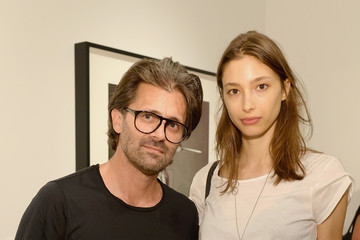Alexandra Agoston 'Patrick Demarchelier' Special Exhibition Preview to Celebrate NYFW: The Shows Spring 2016