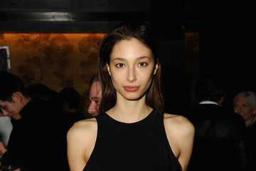 Alexandra Agoston The Daily Front Row's 2015 Model Issue Reception  - Inside
