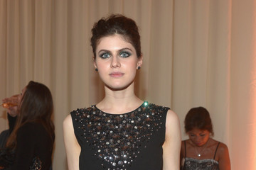 Alexandra Daddario Elton John AIDS Foundation Oscar Viewing Party — Part 3