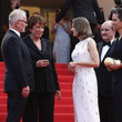 """Alexandra Hedison """"Annette"""" & Opening Ceremony Red Carpet - The 74th Annual Cannes Film Festival"""