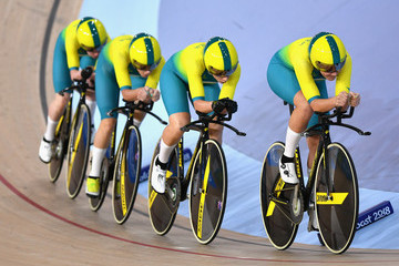 Alexandra Manly Cycling - Commonwealth Games Day 1