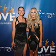 Alexandra Renee Scott 'The Beatles LOVE By Cirque du Soleil' Celebrates Its 10th Anniversary At The Mirage In Las Vegas