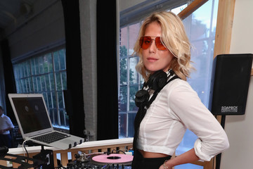Alexandra Richards Gigi Hadid for Vogue Eyewear #ShowYourParty Event