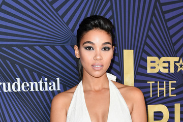Alexandra Shipp BET Presents the American Black Film Festival Honors - Red Carpet