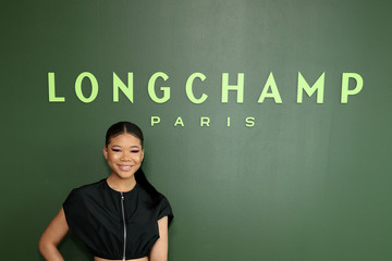 Alexandra Shipp Longchamp - Front Row - February 2020 - New York Fashion Week: The Shows