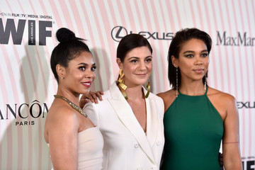Alexandra Shipp Women In Film 2018 Crystal + Lucy Awards Presented By Max Mara And Lancome - Arrivals